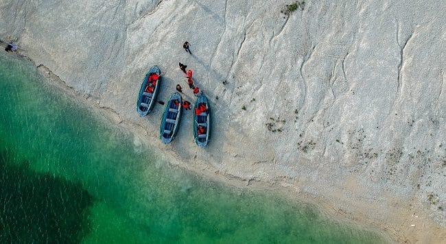 סירות רפטינג באלבניה