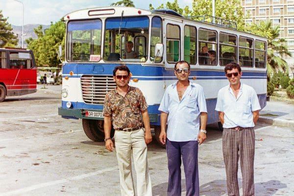 אוטובוס אלבני
