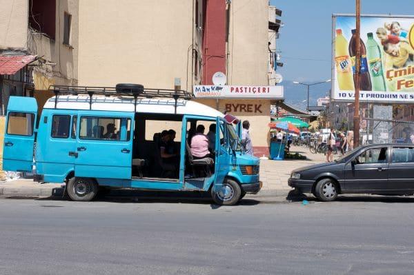 פורגון - מונית השירות האלבנית