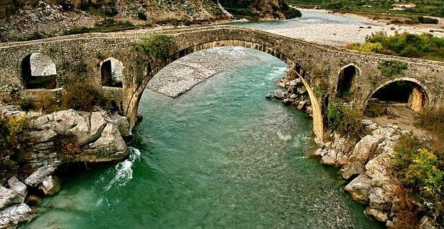 גשר מס - שקודר - צפון אלבניה