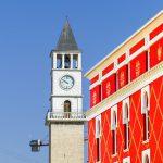 טירנה, Tirana, עיר הבירה של אלבניה
