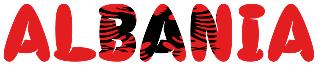 לוגו אלבניה
