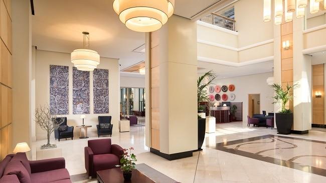 הלובי - מלון MAK אלבניה