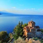 אגמים באלבניה