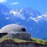 האלפים האלבנים כולל עמק וולבונה ואיזור ט'ת
