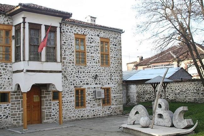 בית בקורצה Korça
