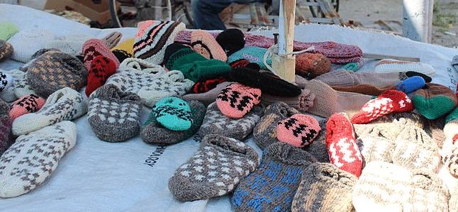 גרביים אלבניות