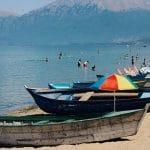 פוגרדץ – Pogradec על שפת אגם אוחריד