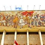 מוזיאונים וארכיאולוגיה באלבניה