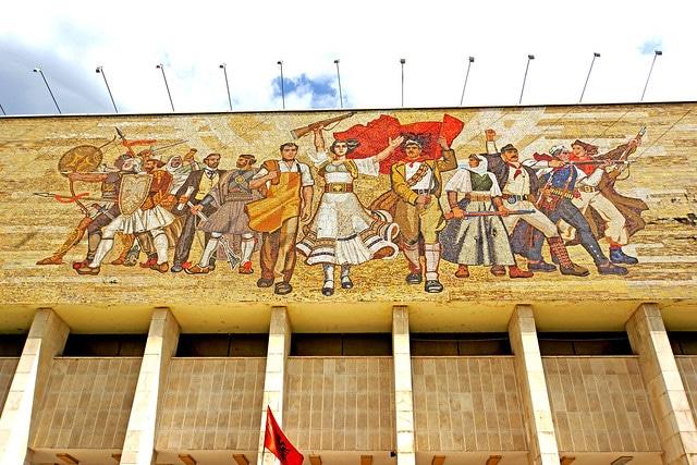 המוזיאון האלבני הלאומי להיסטוריה