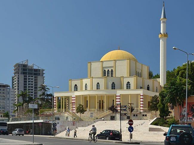 המסגד הגדול, דורס