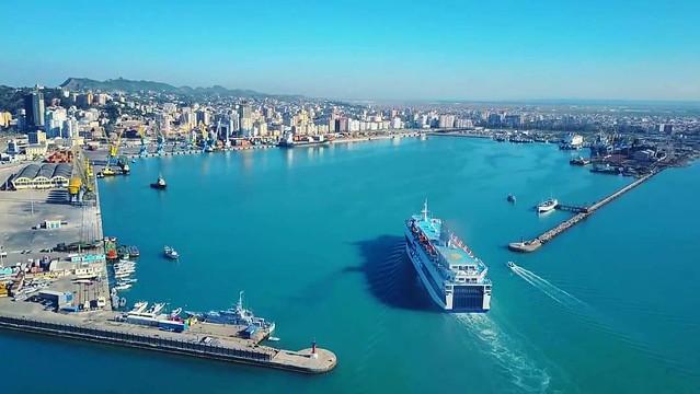 הנמל של דורס Durrës
