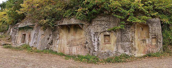 הקברים המלכותיים בסלקה