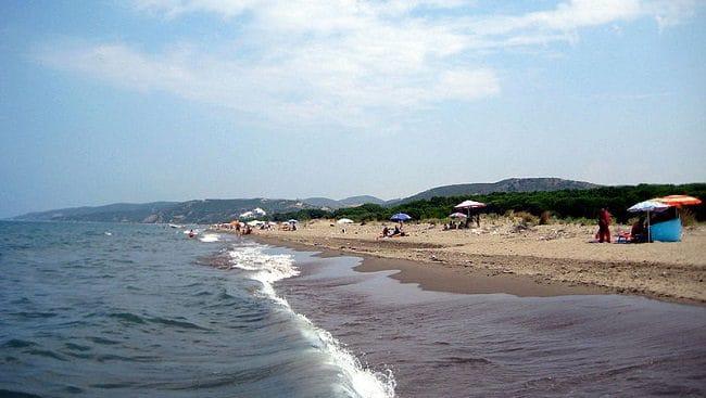 חוף Spille