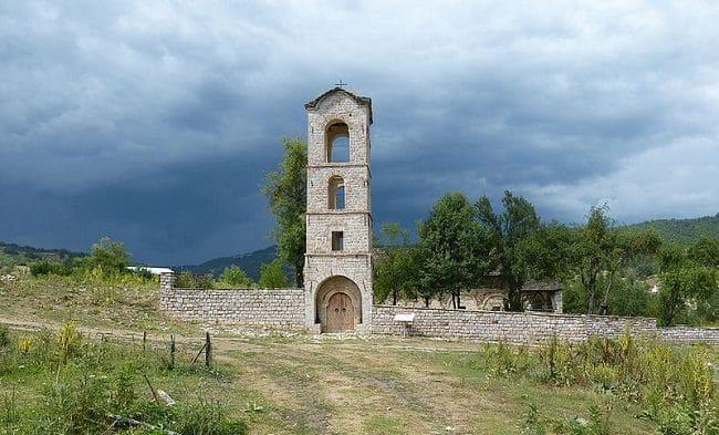 כנסיית מריה - ווסקופיה, אלבניה