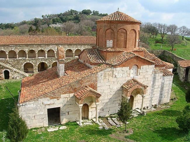 כנסיית סנטה מריה באפולניה, אלבניה