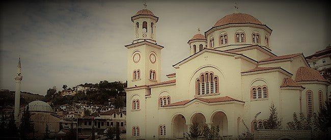 כנסייתHoly Rosary בשקודרה