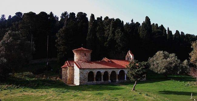 מנזר St Mary's Church באיZvernec