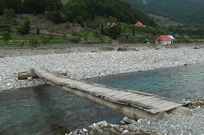 הכפר ורמוש - Vermosh