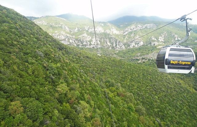 הרכבל אל הר דאייטי