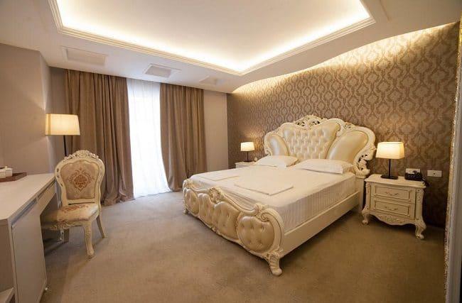חדר זוגי במלון גרנד בלו פאפא