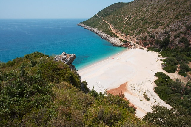 חוף Gjipe