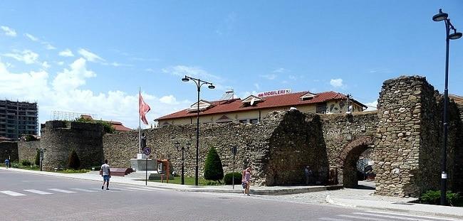 שרידי מבצר אלבסן