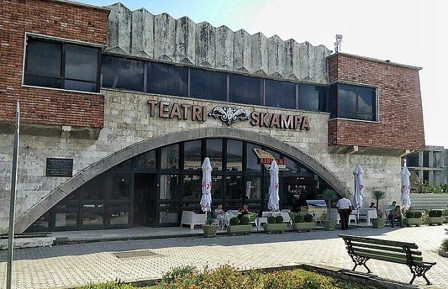 תיאטרון סקמפה באלבסן