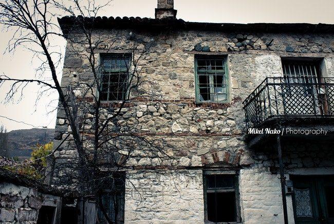 בית טיפוסי באיזור Ersekë