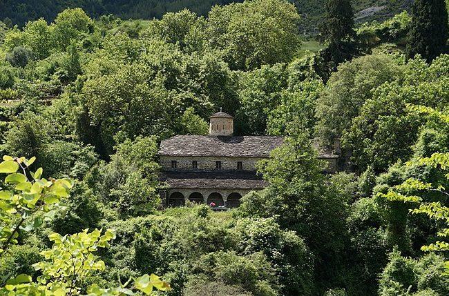 הכנסייה בכפר לאוסה Leusa