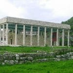 לז'ה (Lezhë) עיר המורשת של סקנדרבג