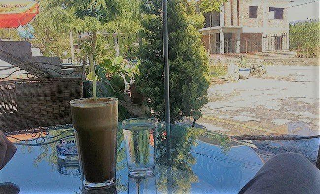 קפה באלבניה