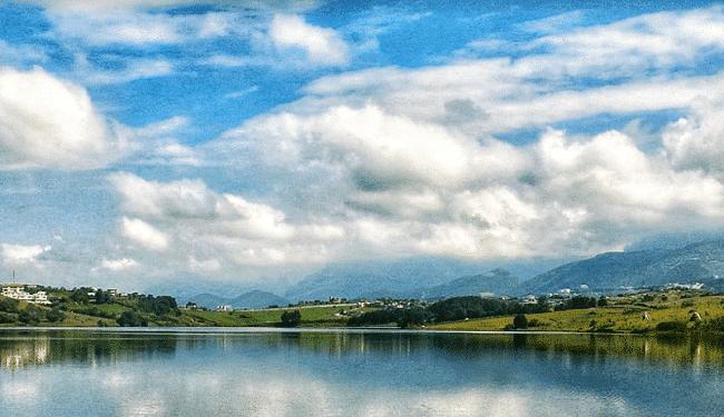 אגם פרקה טירנה