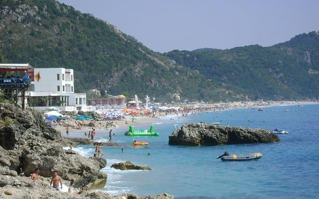 חוף דרמי