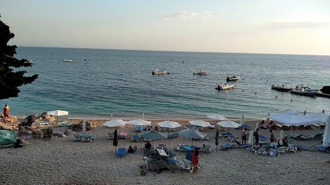 שמשיות בחוף ג'יפה