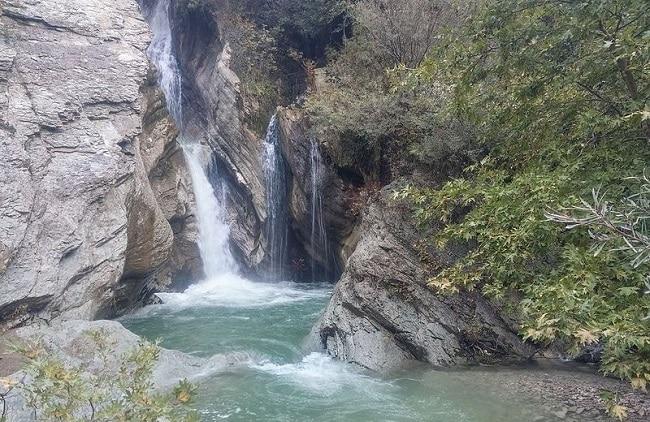 מפל בוגובה - Ujvara e Bogovës