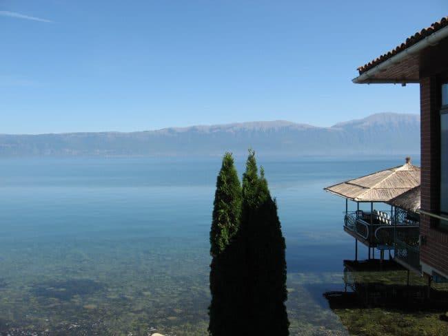 אגם אוחריד באלבניה