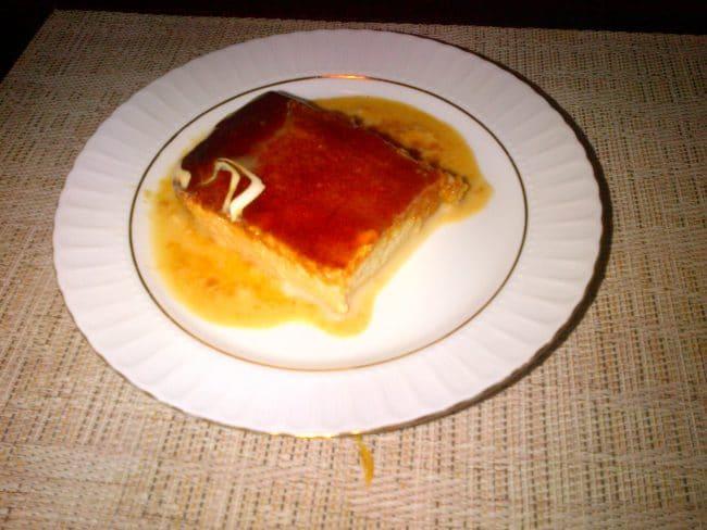 trilece-עוגת חלב עם קרמל