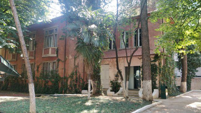 מוזיאון בית העלים בטירנה