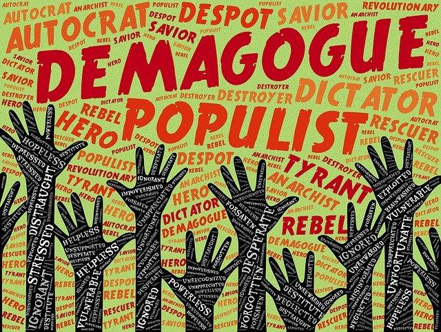 כרזת מחאה נגד הקומוניזם באלבניה