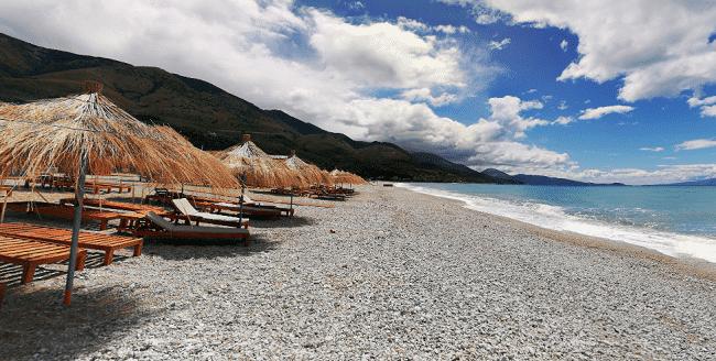 חוף בורש